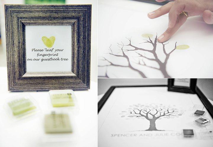 I do it yourself guest book trees photo by kaoverii marapon of classic fingerprint tree solutioingenieria Choice Image