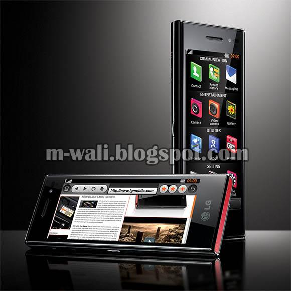 Harga dan Spesifikasi LG New Chocolate - BL40
