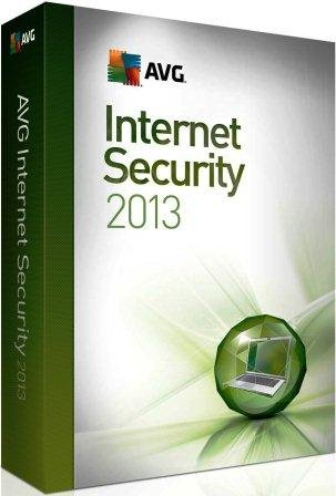 Download AVG Internet Security 2013 + Serial Key | Mediafire