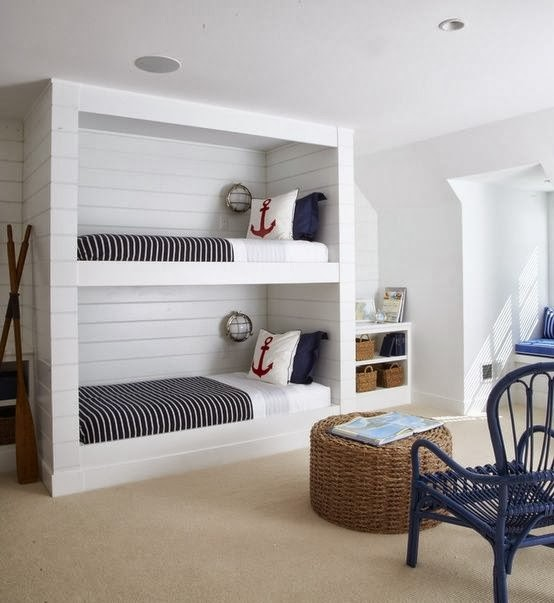 La buhardilla decoraci n dise o y muebles literas con - Muebles para buhardillas ...