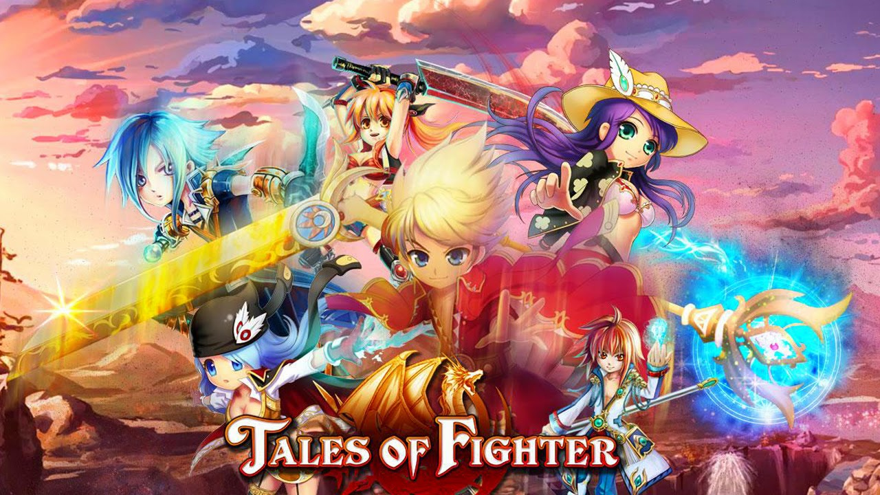 Tales Of Fighter Gameplay IOS / Android