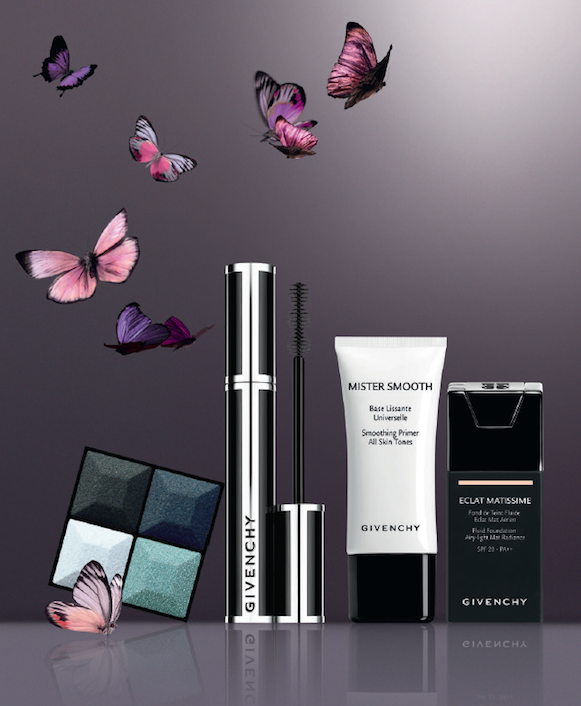 givenchy collection maquillage Noel 2012