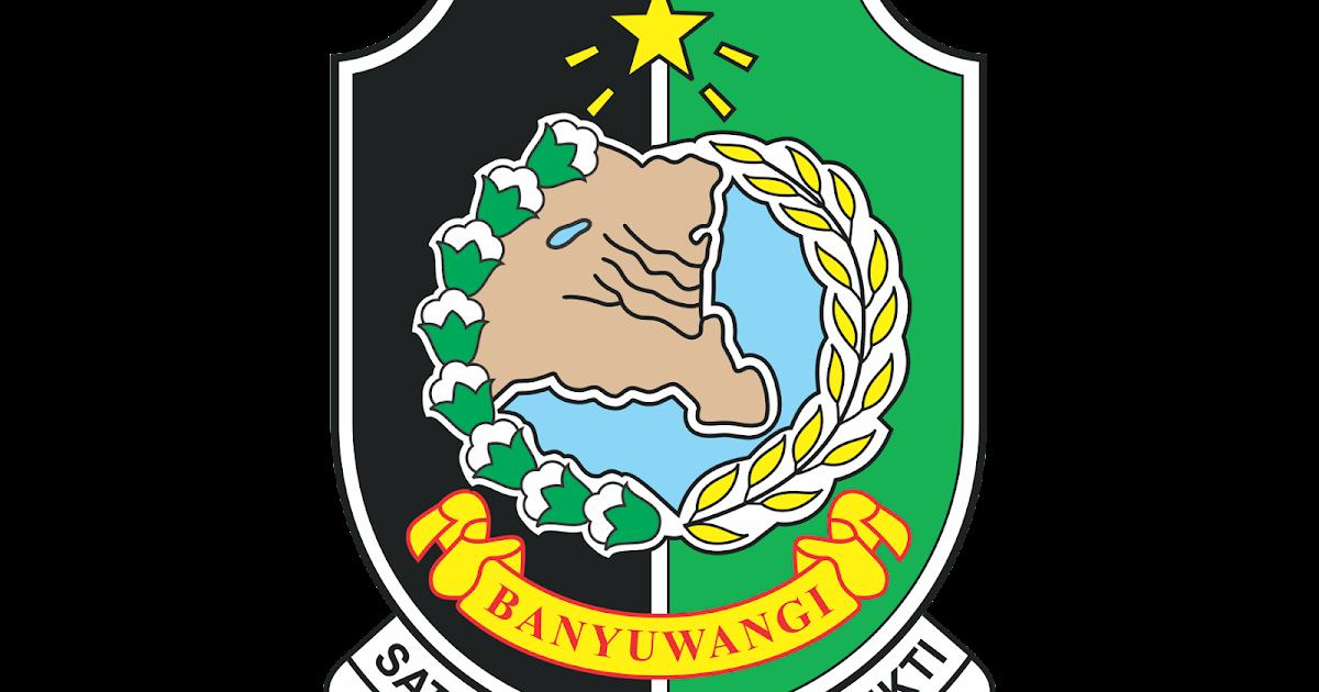 Kabupaten Banyuwangi Logo Vector Format Cdr Ai Eps Svg Pdf Png