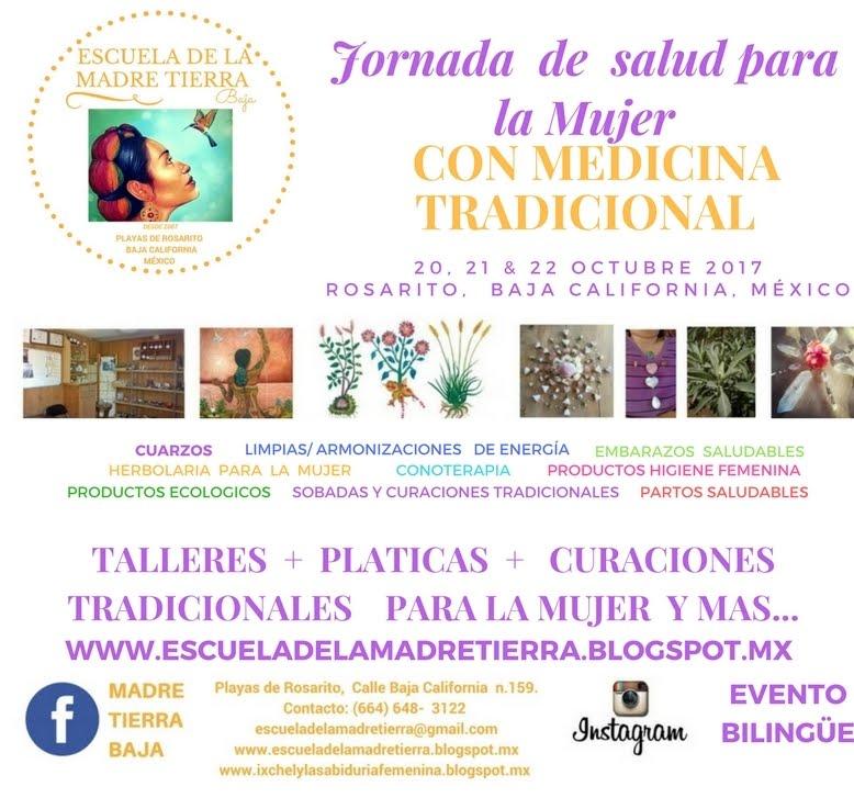 JORNADA DE SALUD CON MEDICINA TRADICIONAL