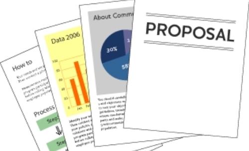 contoh proposal yang dapat anda gunakan untuk membuat proposal untuk