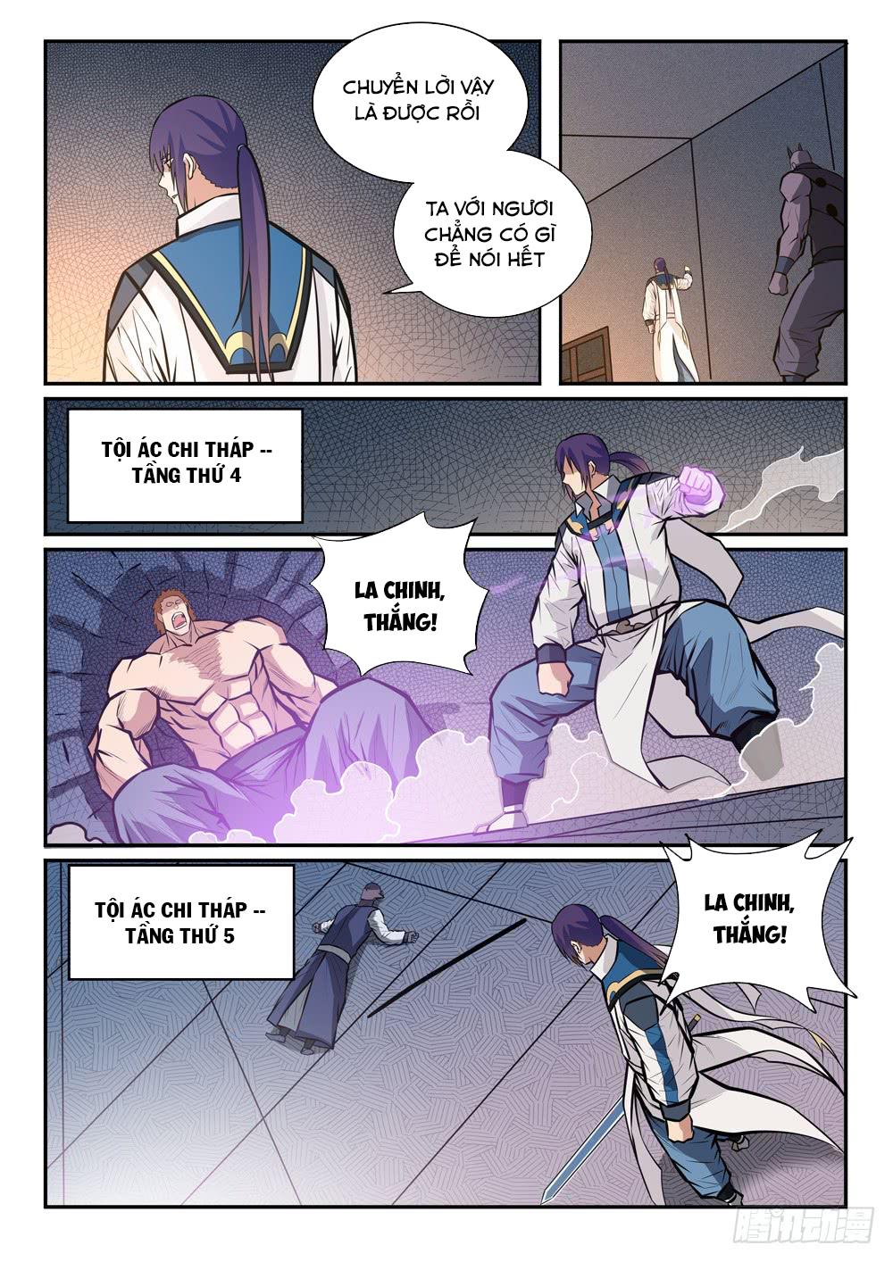 Bách Luyện Thành Thần Chapter 244 - Hamtruyen.vn