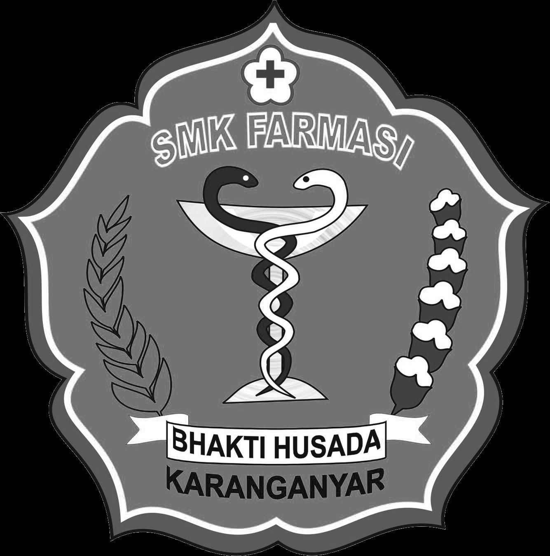 logo smk farmasi bhakti husada karanganyar kebumen