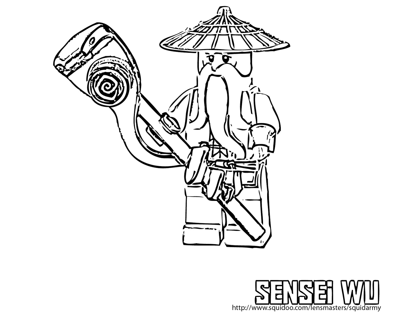 Show me more o go ninjago colouring pages