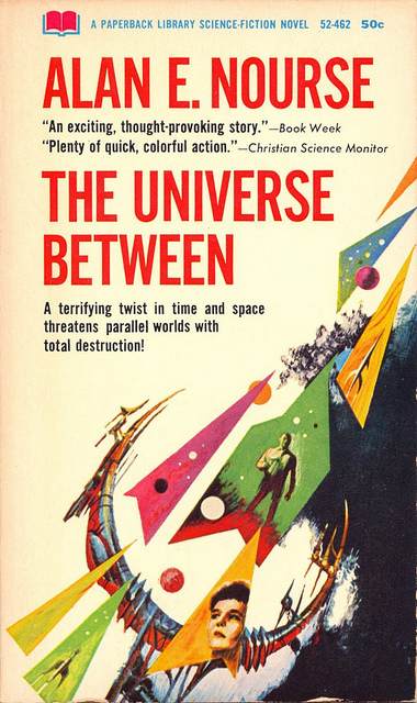 Children S Book Covers Alan Powers : Flyer goodness vintage sci fi covers