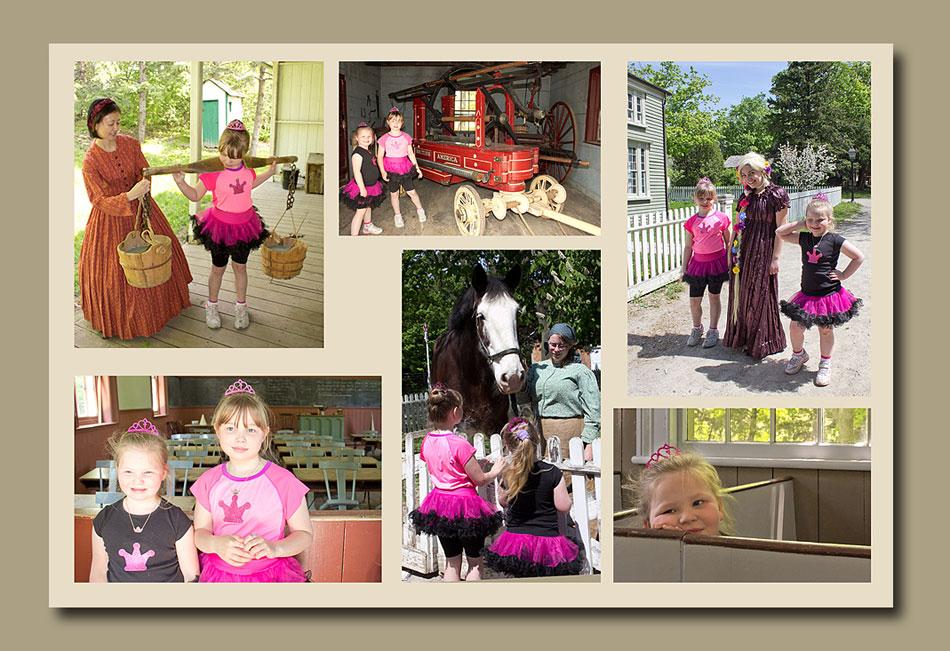 Pirates & Princesses at Black Creek Pioneer Village.