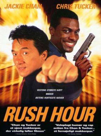 Una Pareja Explosiva (Rush Hour) (1998)
