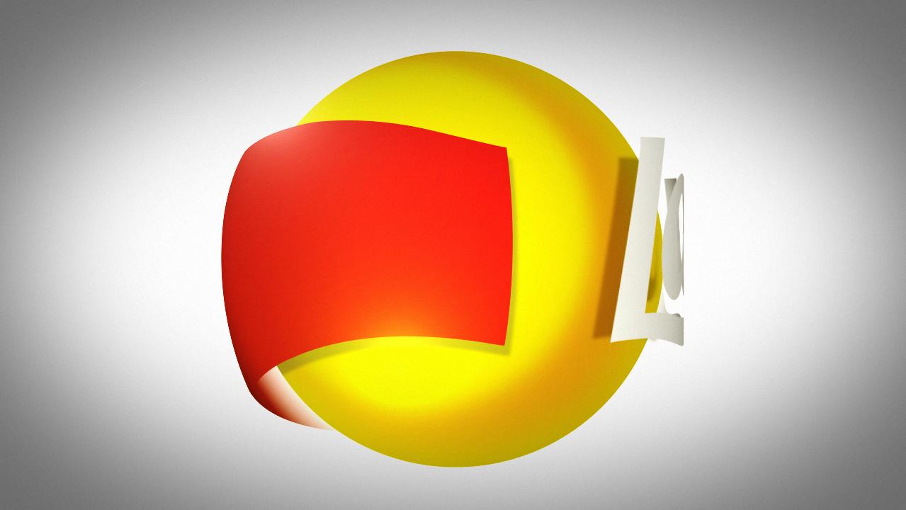 Lays Logo Animation Motion Suggests Itself
