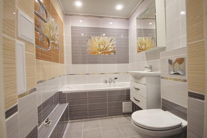Стоя в ванной 11 фотография