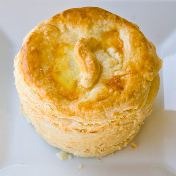 Kneady Sweetie: Individual Chicken (Or Turkey) Pot Pies