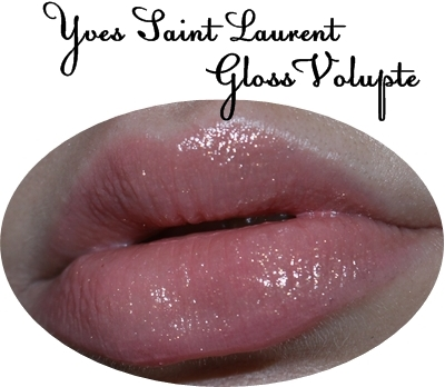 Yves Saint Laurent Gloss Volupte 19 Rose Orfevre