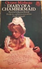 """Traduction américaine du """"Journal d'une femme de chambre"""", 1967"""