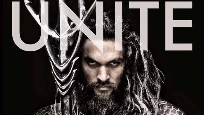 MOVIES: Batman v Superman: Dawn of Justice - First Look at Aquaman; Jason Momoa
