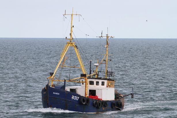 Trawler Karen
