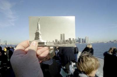 Foto Ilusi Patung Liberty, foto ilusi, kumpulan foto ilusi