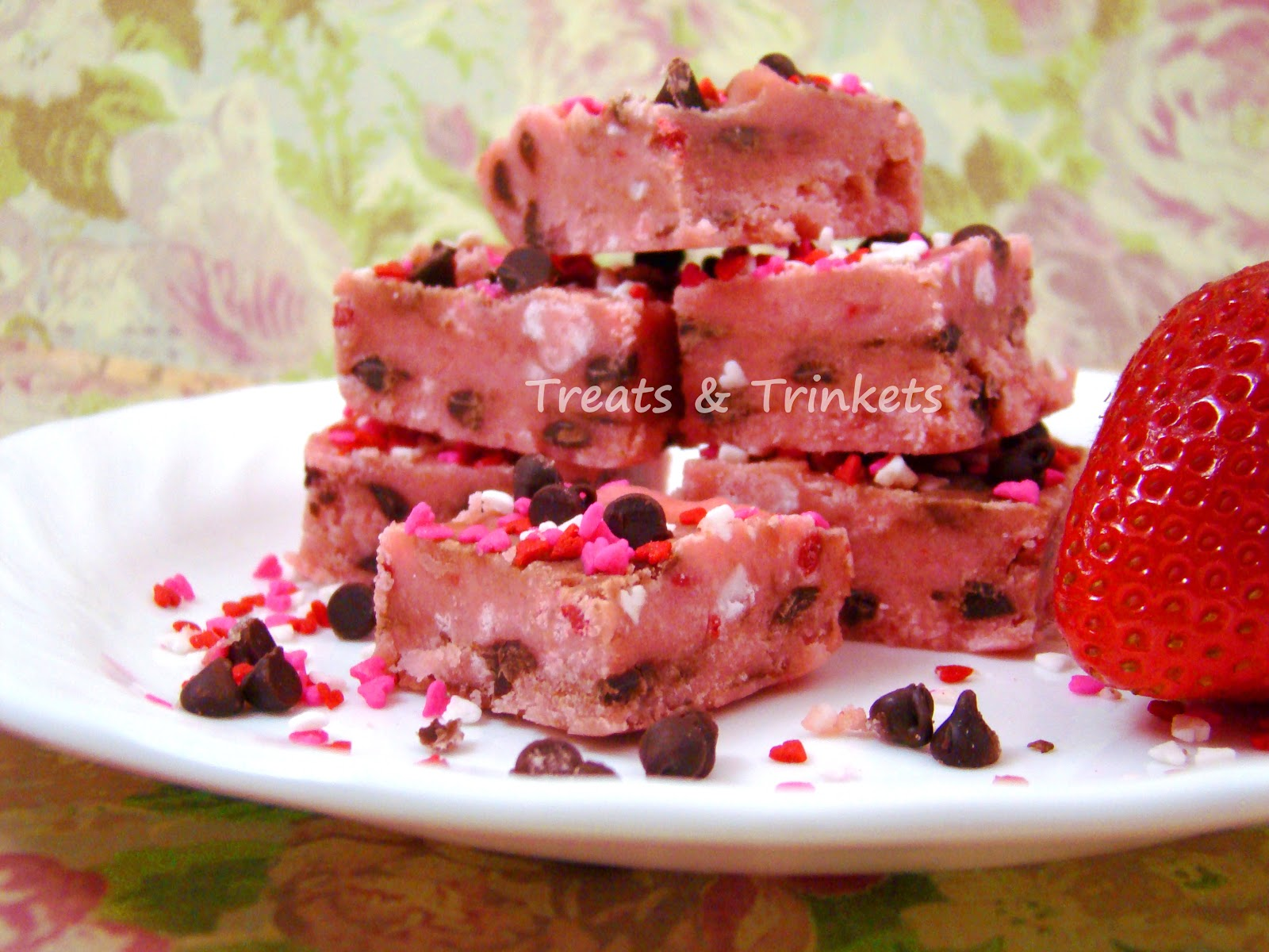 What Can U Make With Strawberry Cake Mix