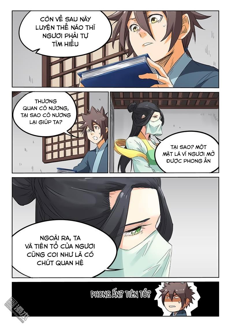 Tinh Võ Thần Quyết Chapter 160 - Hamtruyen.vn