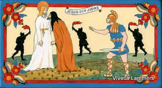 Jesus och Judas