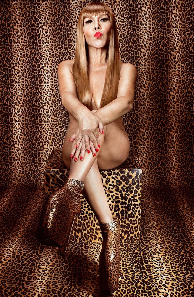 Topless de la tigresa del oriente en Soho