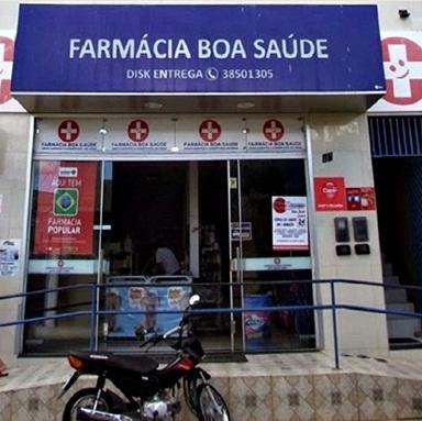 FARMÁCIA BOA SAÚDE: PRAZER EM SERVIR BEM E VENDER BARATO!