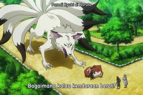 Gintama° Episode 05 Subtitle Indonesia