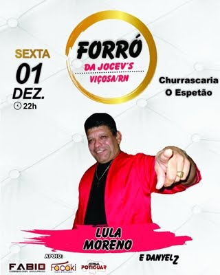 FORRÓ DA JOCEV'S