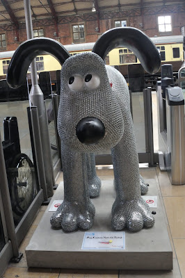 May Contain Nuts (and Bolts) Gromit (front view)