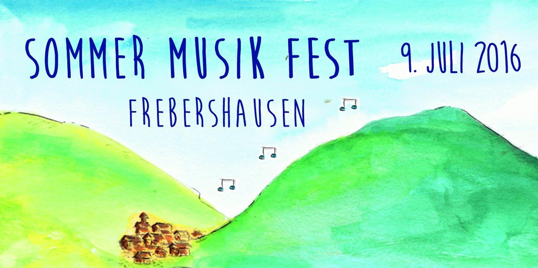 Dorf-Art macht Musik - Sommer-Musik-Fest Frebershausen