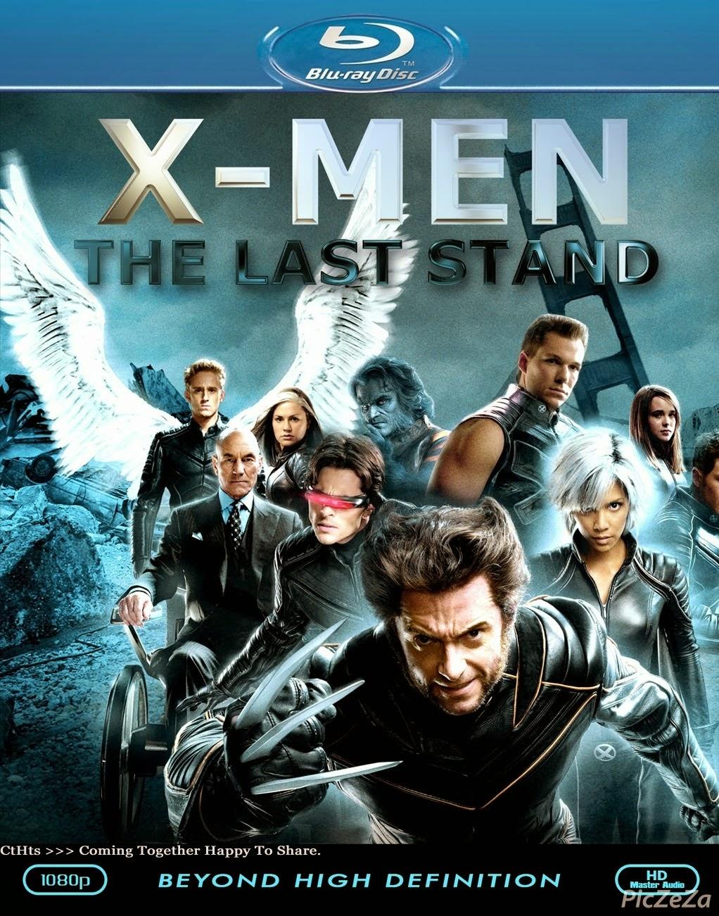 X-Men : The Last Stand (2006) รวมพลังประจัญบาน