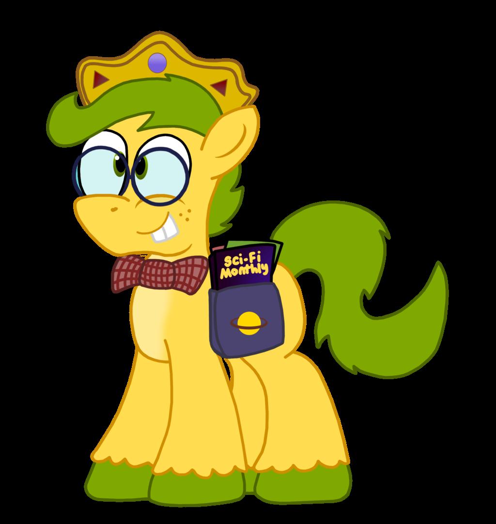 nerd pony