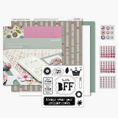 Lollydoodle Scrapbook Workshop
