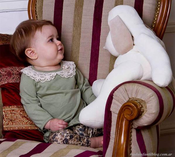 indumentaria infantil anavana invierno 2013