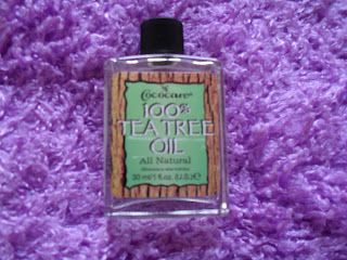 Cococare, 100% Tea Tree Oil