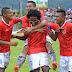 Unión Comercio goleó 4 - 1 a Ayacucho FC y es líder del Grupo C.