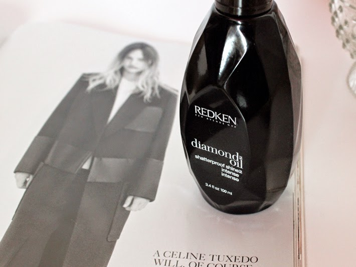 Redken Diamond Oil Shatterproof Shine Intense Hair Oil Review