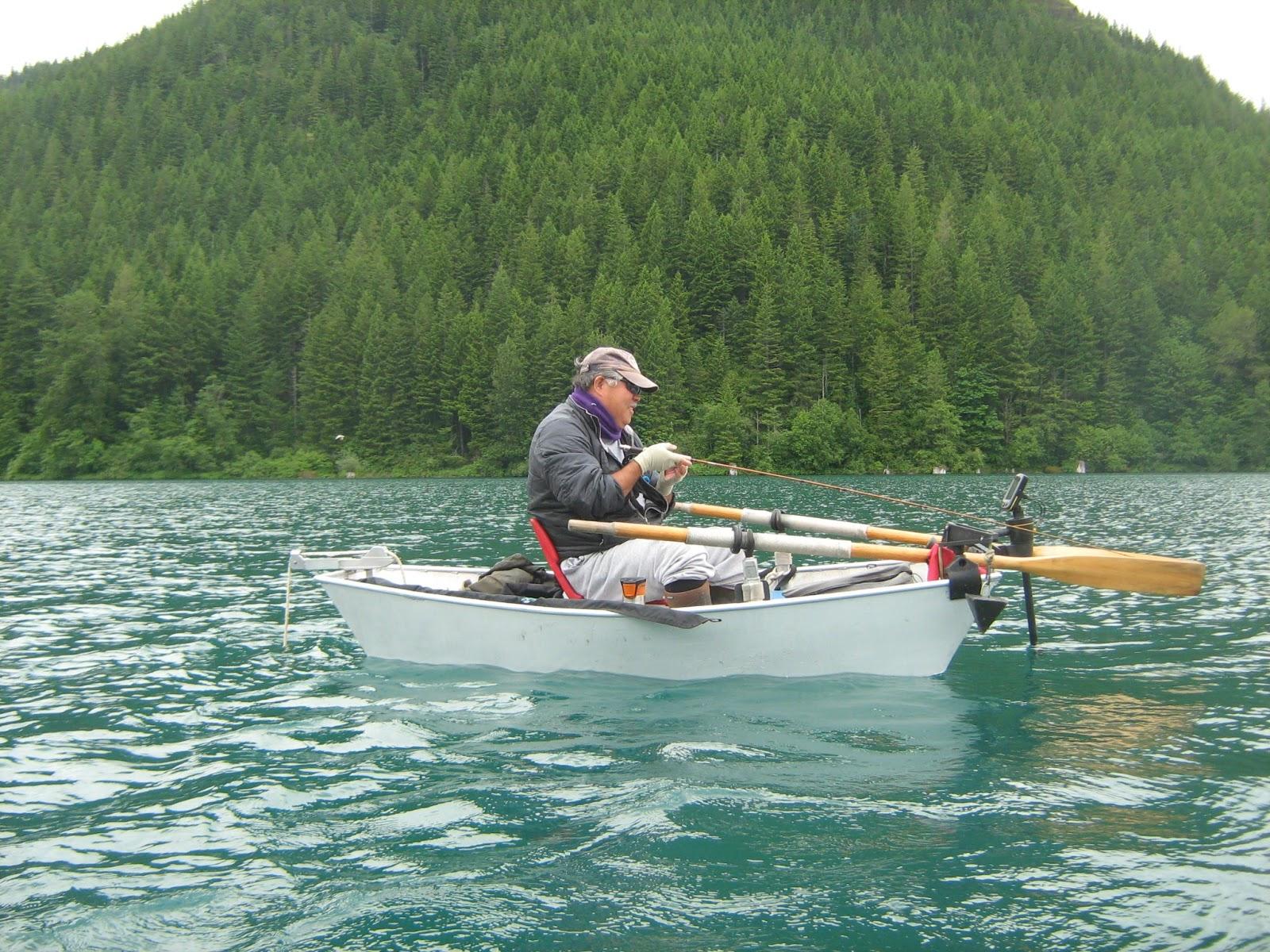 Breaking rods june 2013 for Wa fly fishing forum