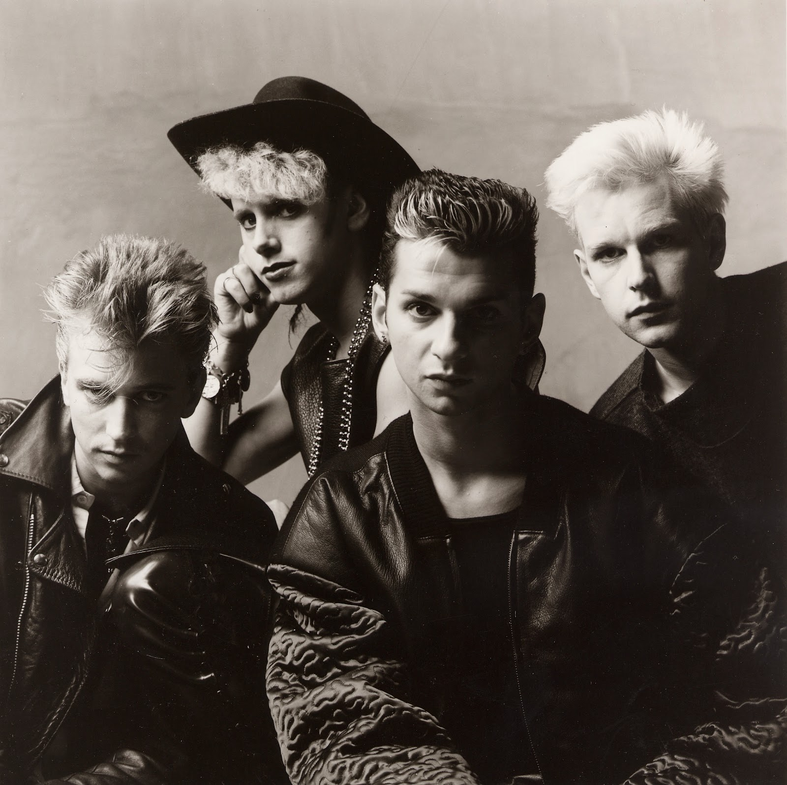 Depeche Mode - People Are People (Remastered Video ...
