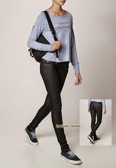 Du nouveau chez G-Star Raw le jean slim taille basse LYNN SKINNY