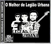 CD O Melhor de Legião Urbana By Dj Helder Angelo