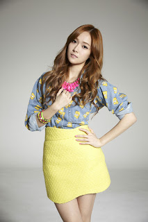 SNSD Jessica News Interview Photos 3