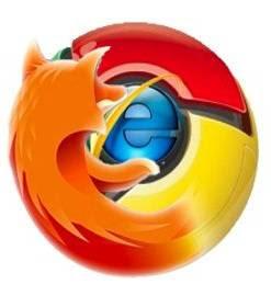 Navegador do Google tem 23,6% de participação no mercado e está em crescimento, diferente do Firefox que tem 26,3% e deve continuar caindo.