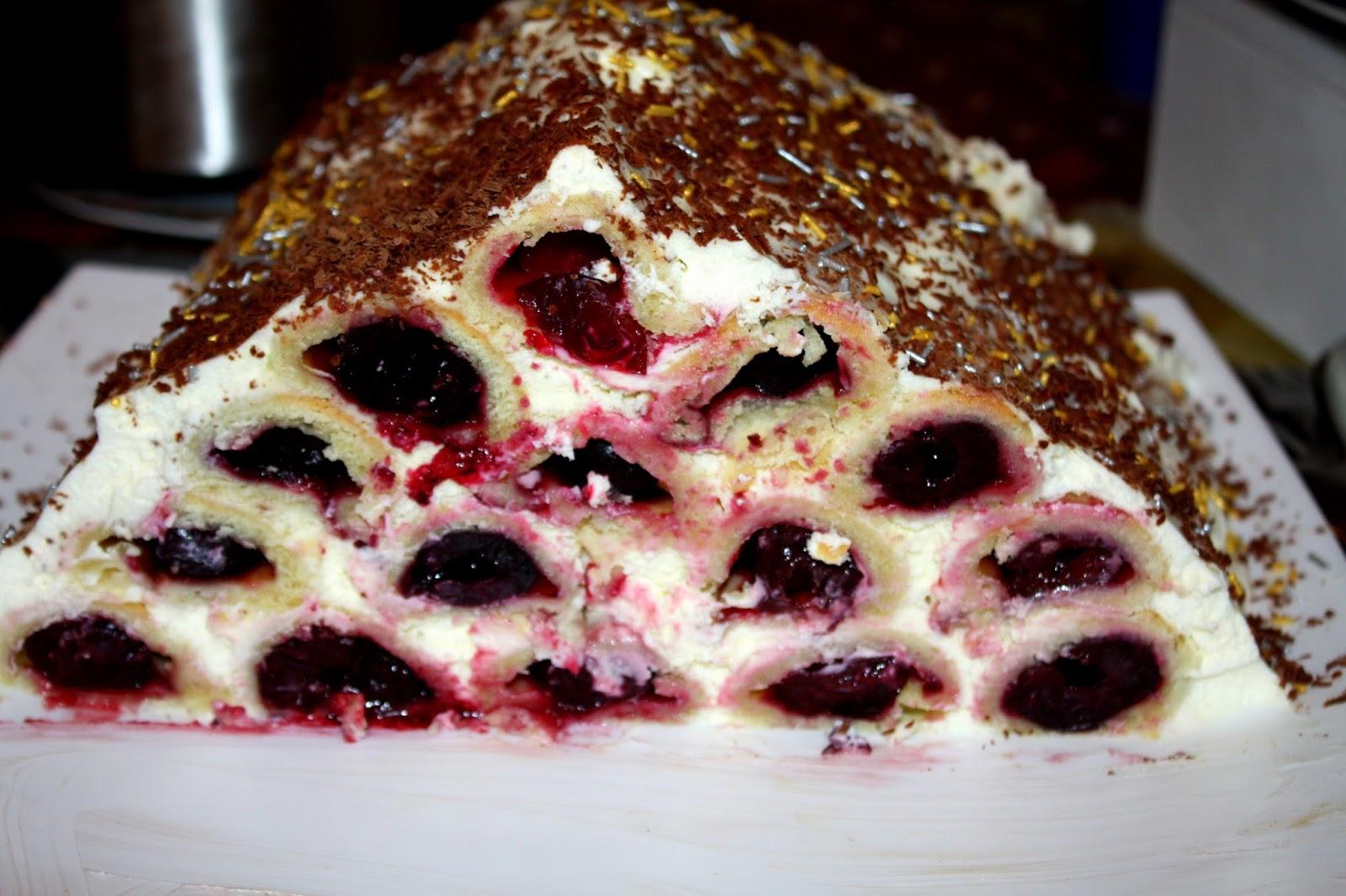 Монастырская изба торты рецепты с фото в  409