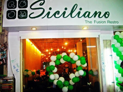 Restaurant Review - SICILIANO, New Panvel