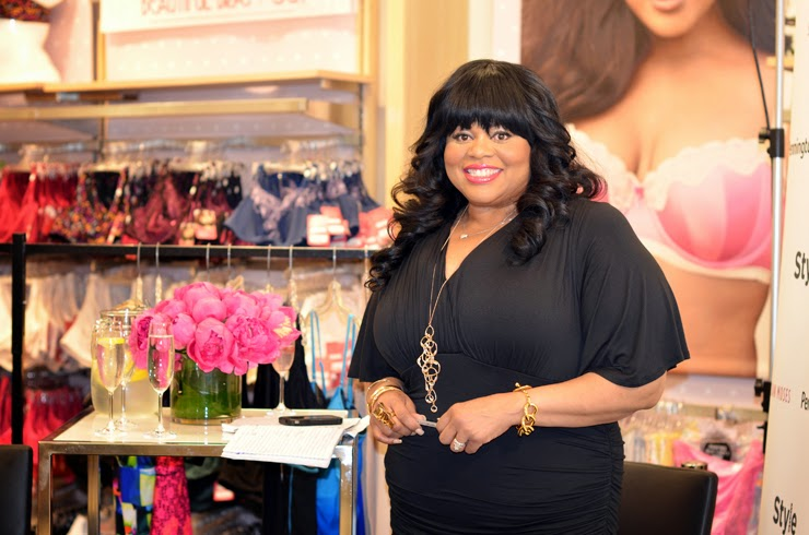 Celebrity stylist Susan Moses