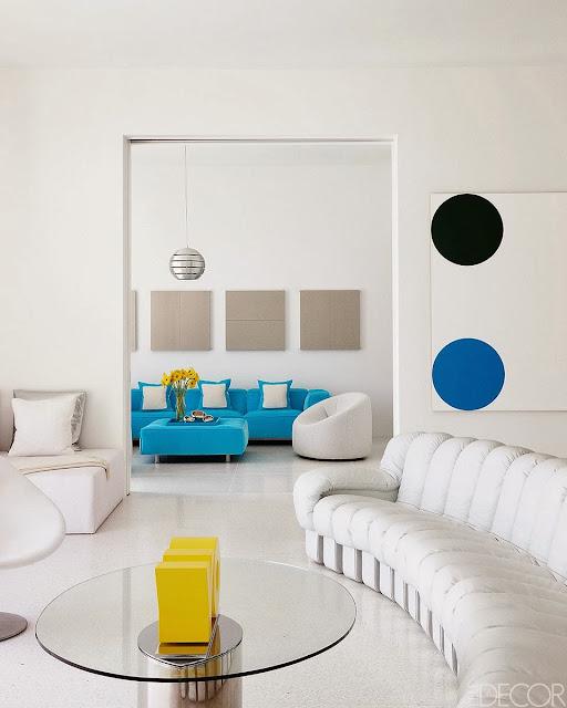 Interior Minimalis Penuh Warna 1