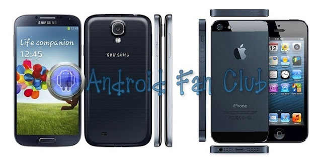 Why the Galaxy S4 is a Better Choice than the iPhone 5 ...